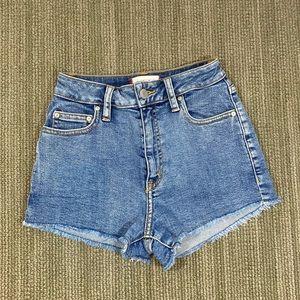 Sunday Best Denim Shorts